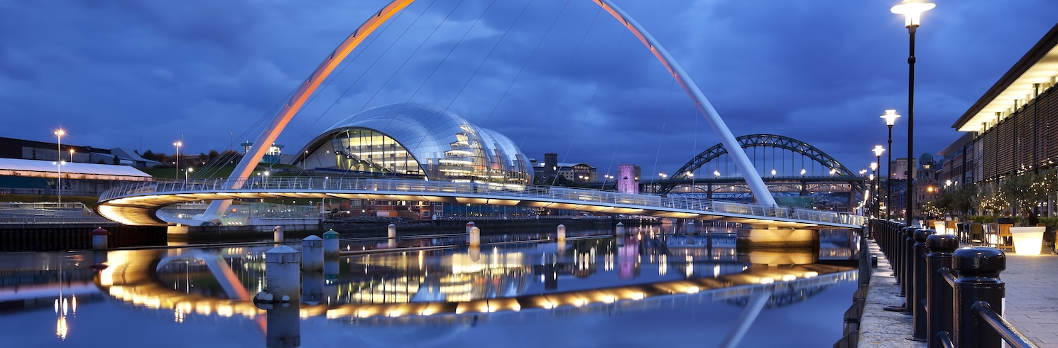 Newcastle-upon-Tyne, Storbritannia
