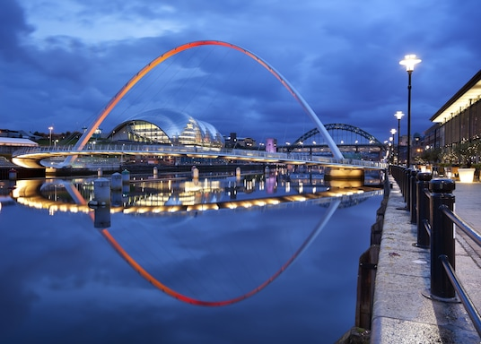 Newcastle-upon-Tyne, Reino Unido