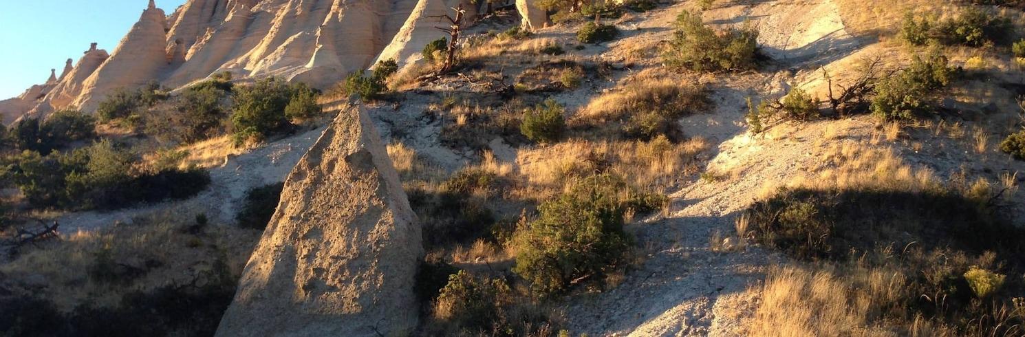 Jemez Springs, Új-Mexikó, Egyesült Államok
