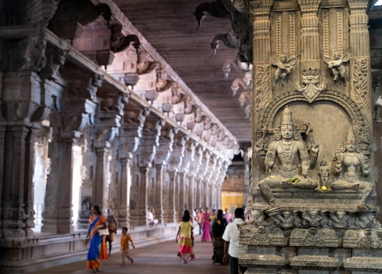 Тиручираппали, Индия