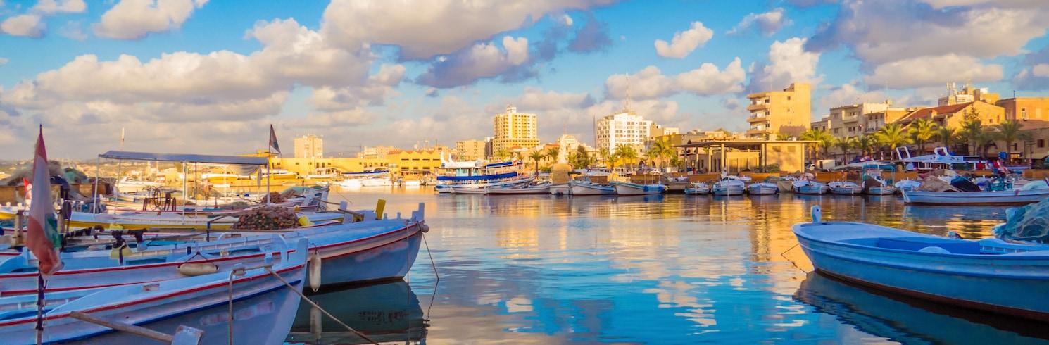 Tiro, Líbano