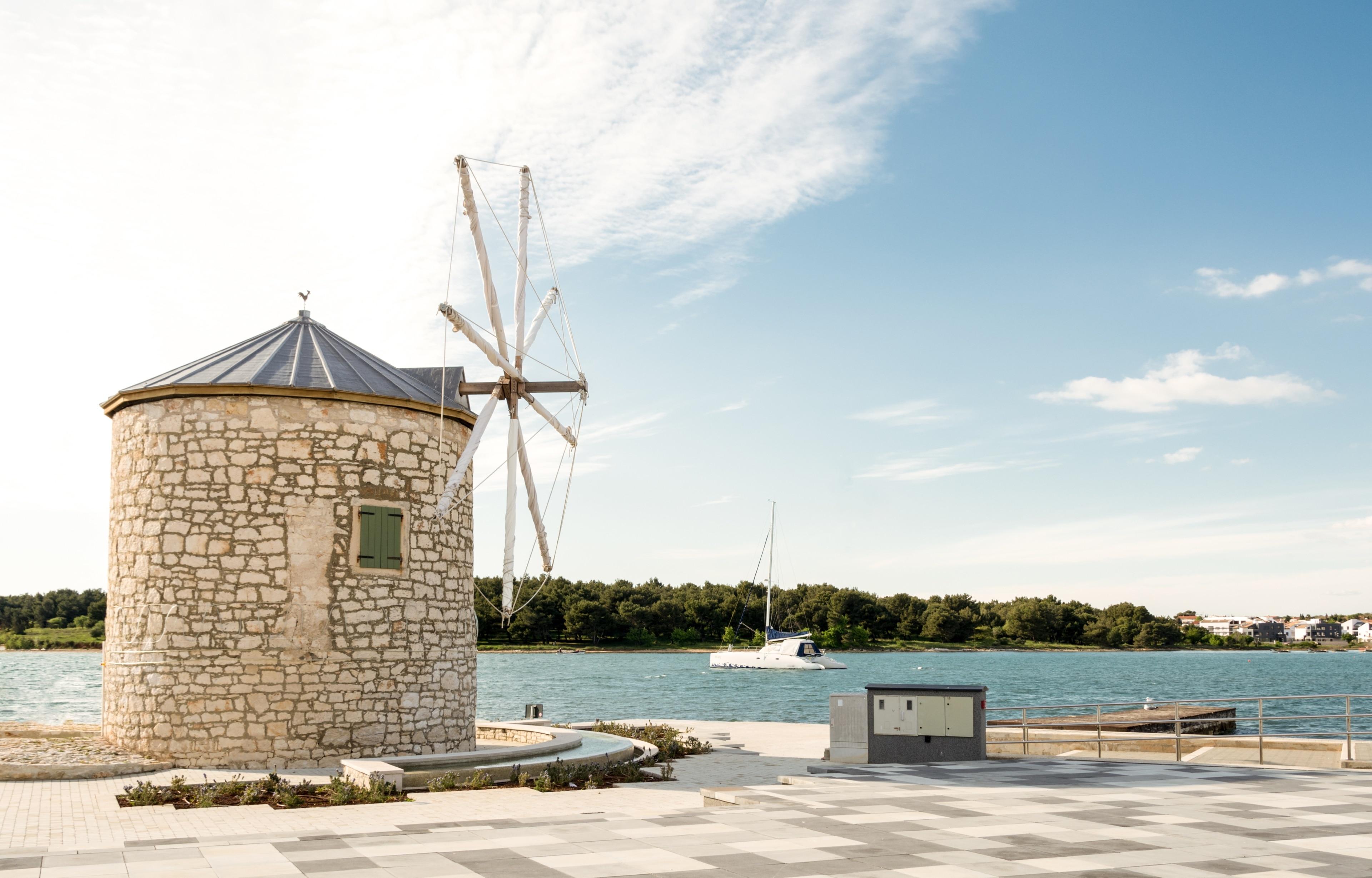 Pomer, Medulin, Istrien (Bezirk), Kroatien
