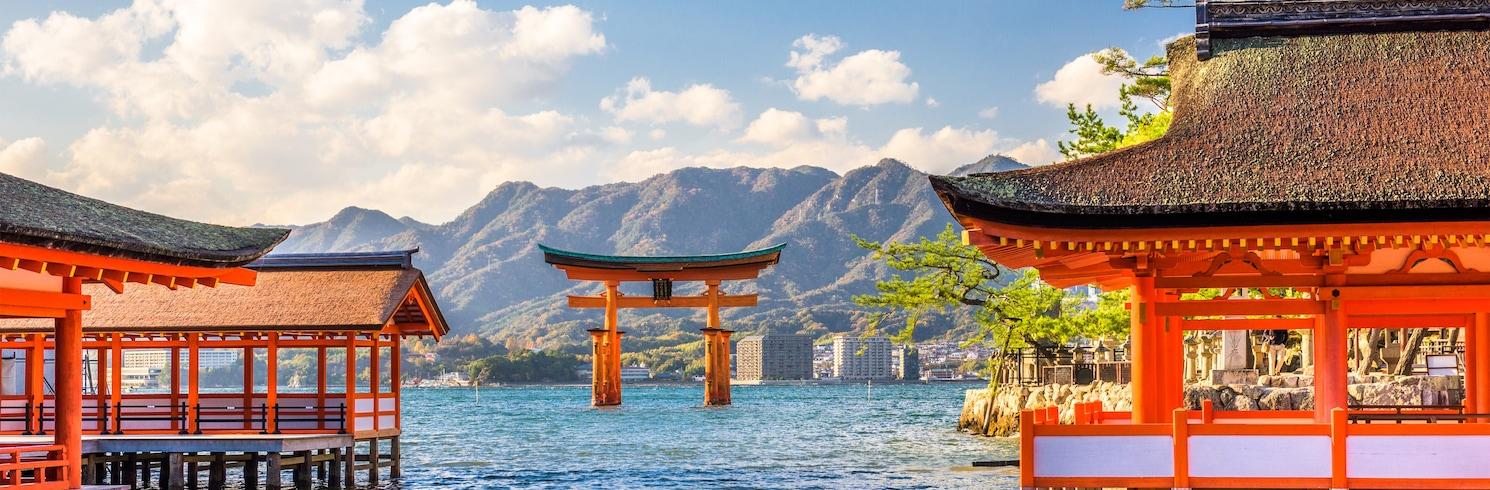 Itsukushima, Japão