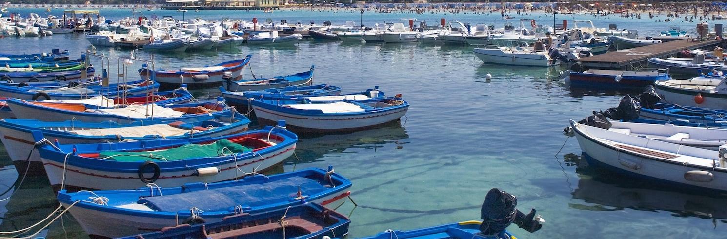 Palermo Coast, Italy