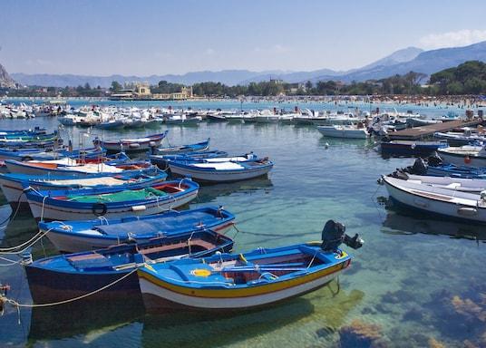 Côte de Palerme, Italie