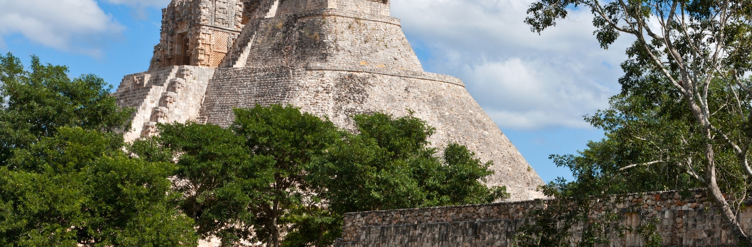 Uxmal, Mexique