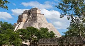 Uxmal Archaeological Site