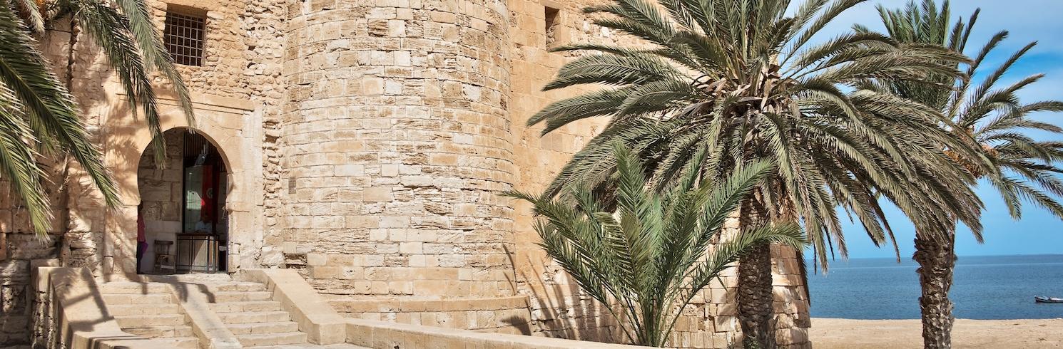 Houmt Souk, Tunísia