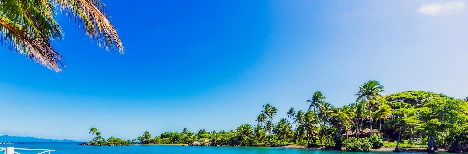 Sentrale divisjon, Fiji
