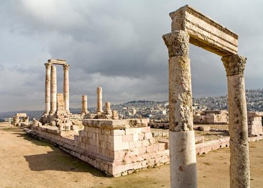 Amman, Jórdanía