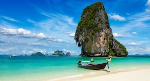 Phra Nang Beach (pláž)