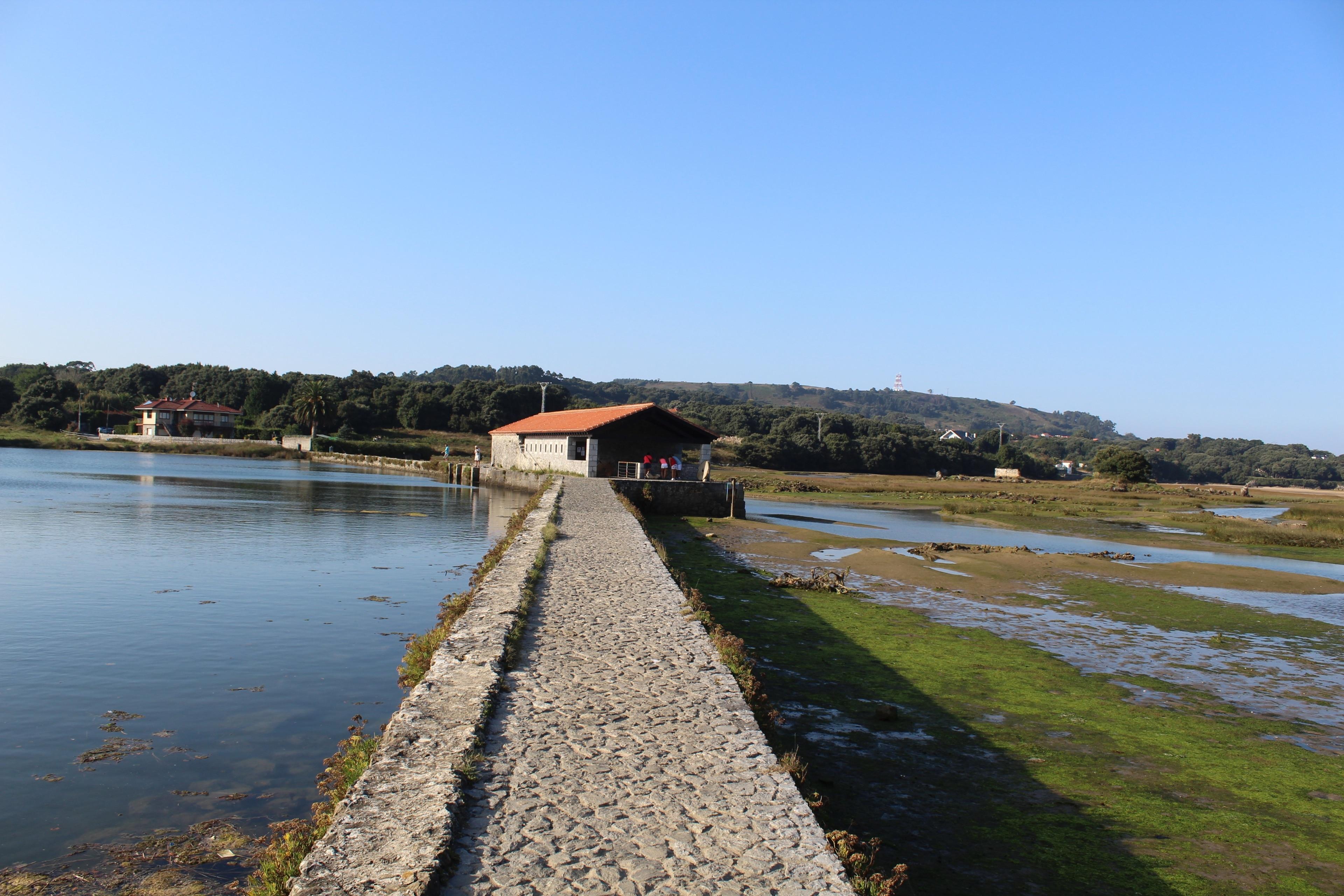 Arnuero, Kantabrien, Spanien