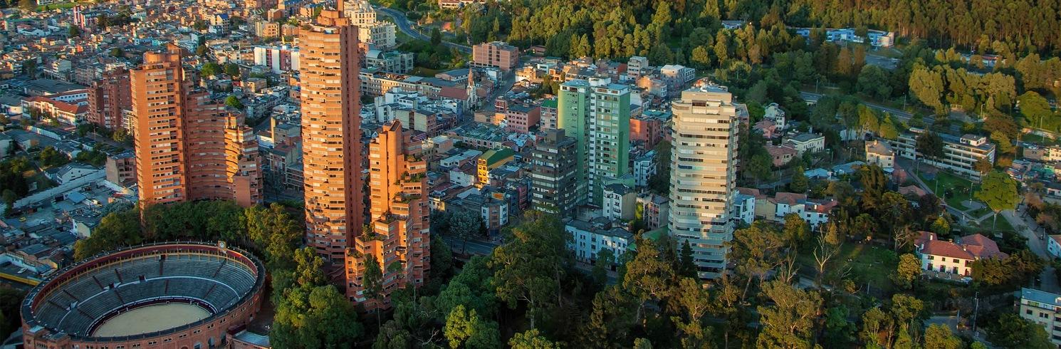 Bogotá, Kolumbie