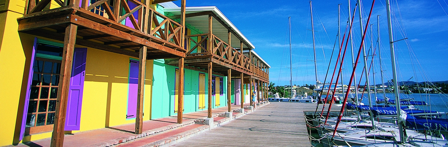 Saint John, Antigua y Barbuda