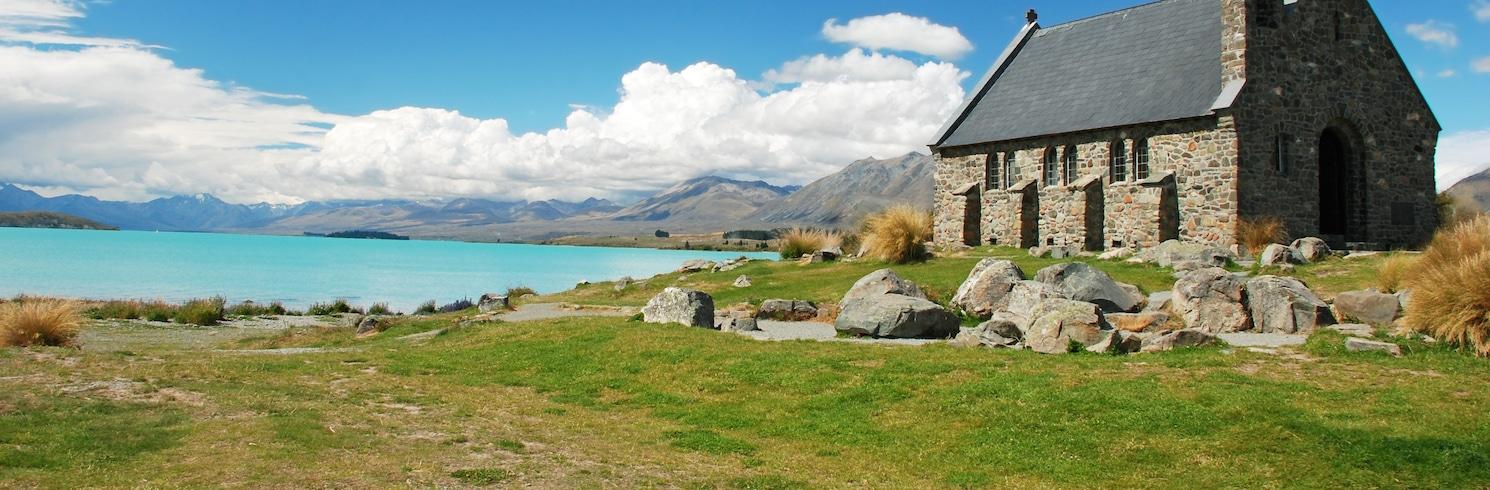 Tekapo, Nya Zeeland