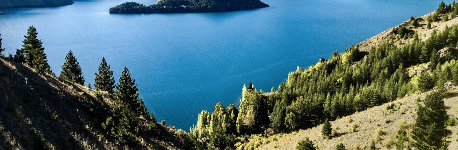 Kenterberis, Naujoji Zelandija