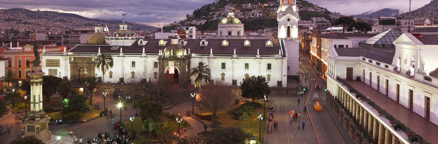 Seitsme Risti tee, Ecuador
