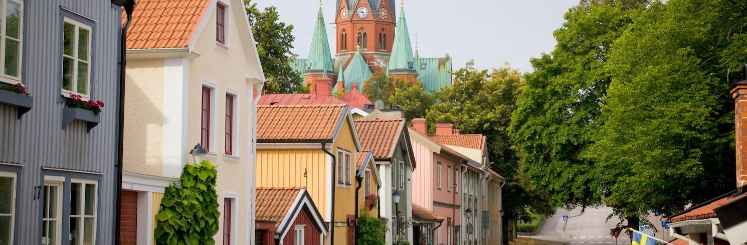 Peru-Lidhem, Swedia