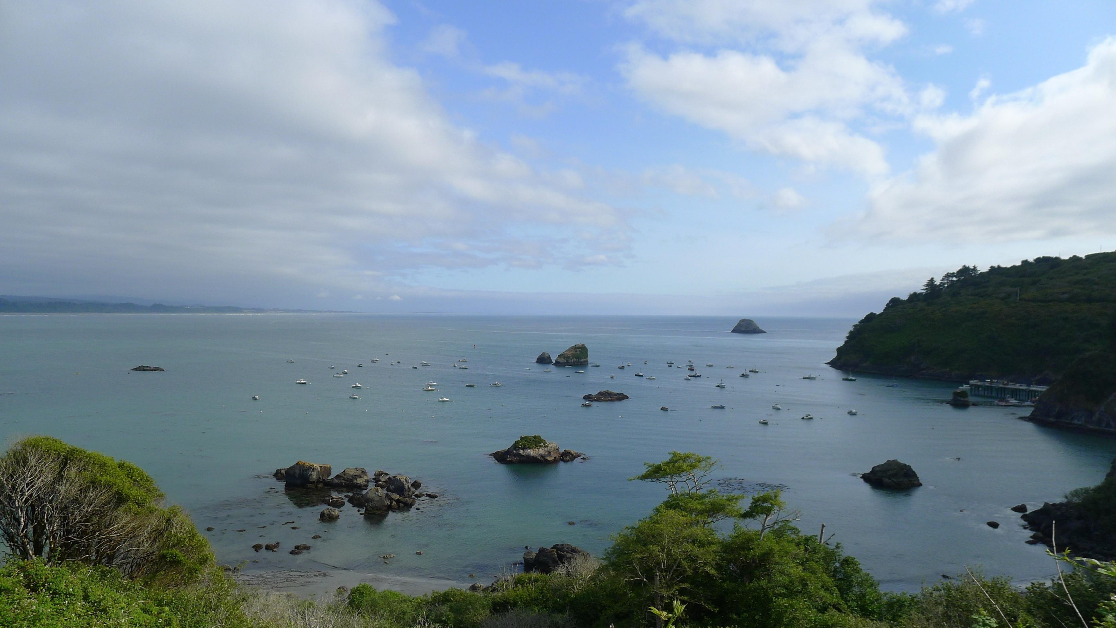 Trinidad, Kalifornien, USA