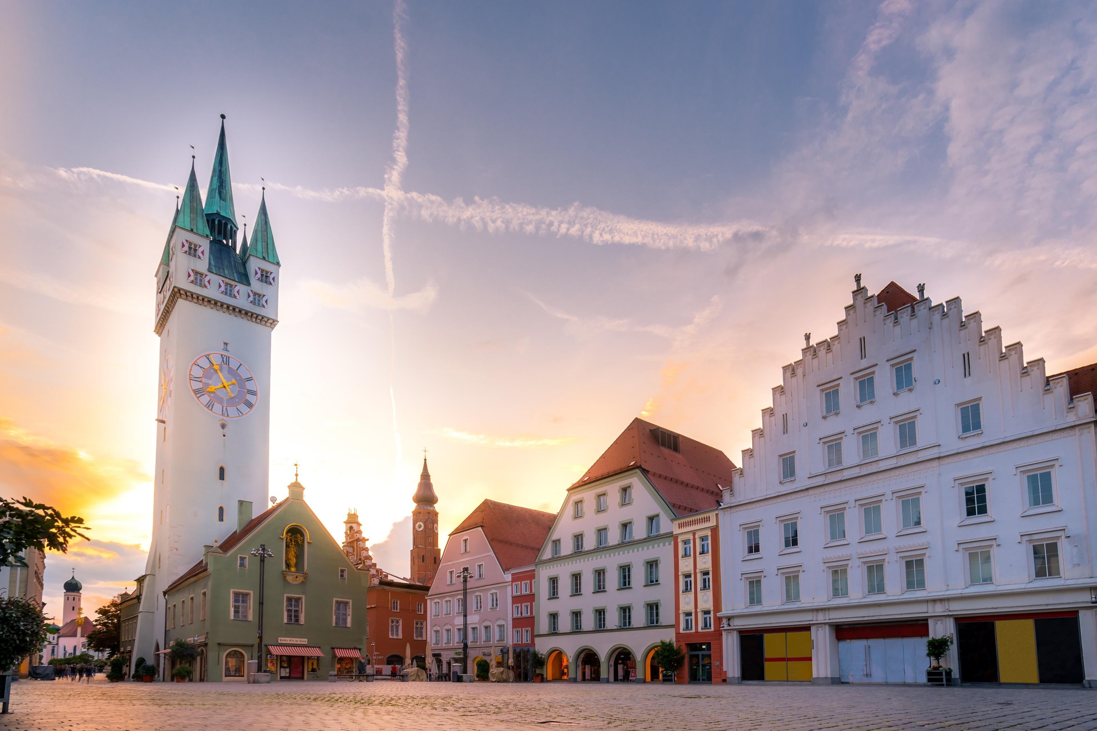 Straubing-Bogen District, Bavaria, Germany