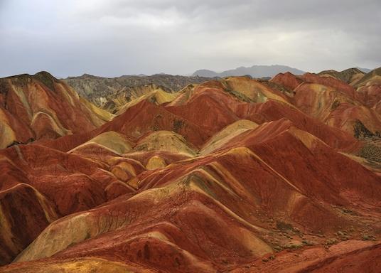 Čang-jie, Čína