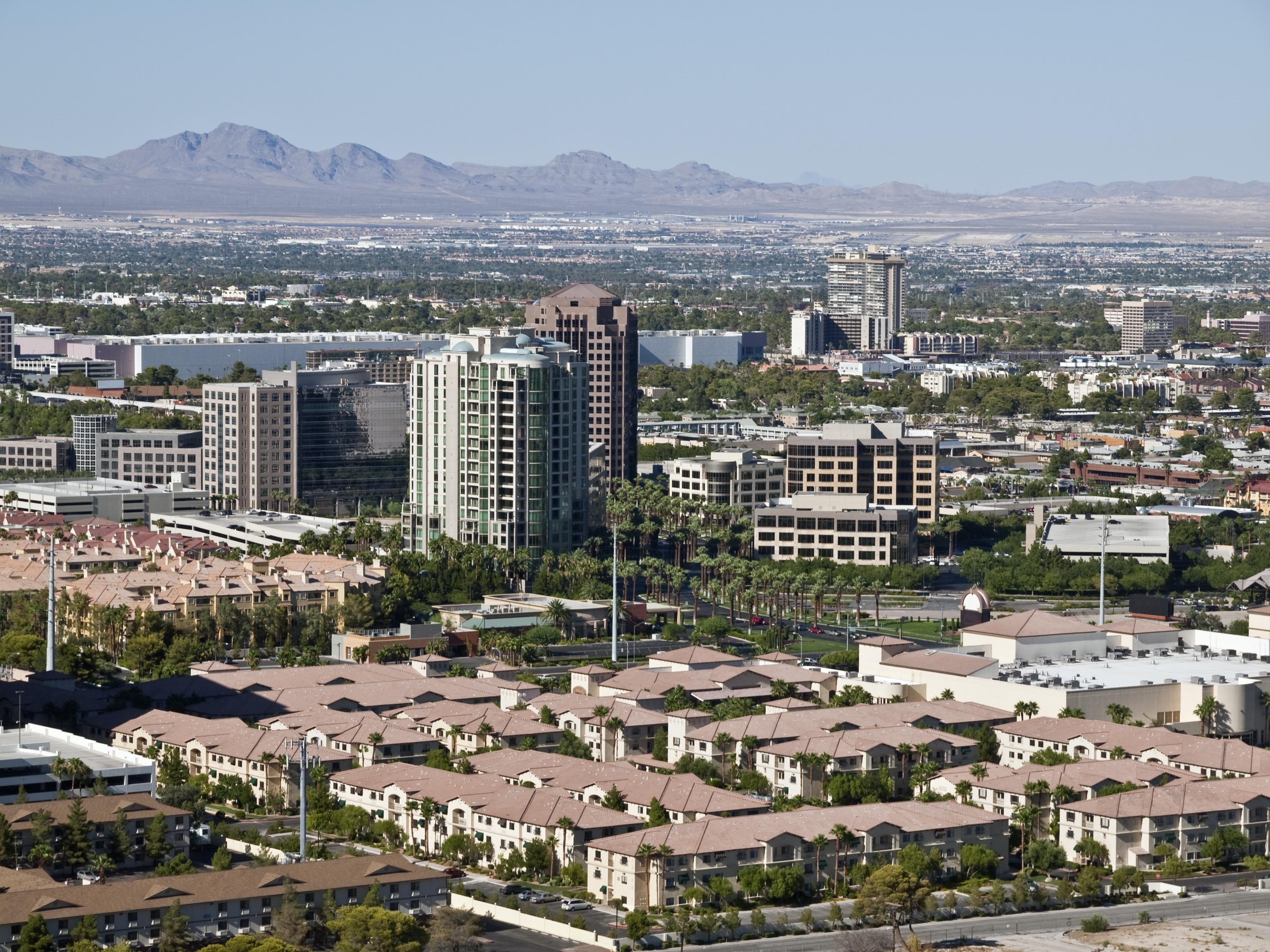 University of Nevada, Las Vegas, Las Vegas, Nevada, United States of America