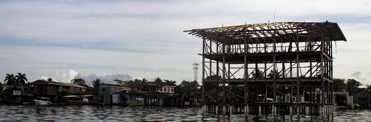 巴里斯港 (及附近地區), 瓜地馬拉