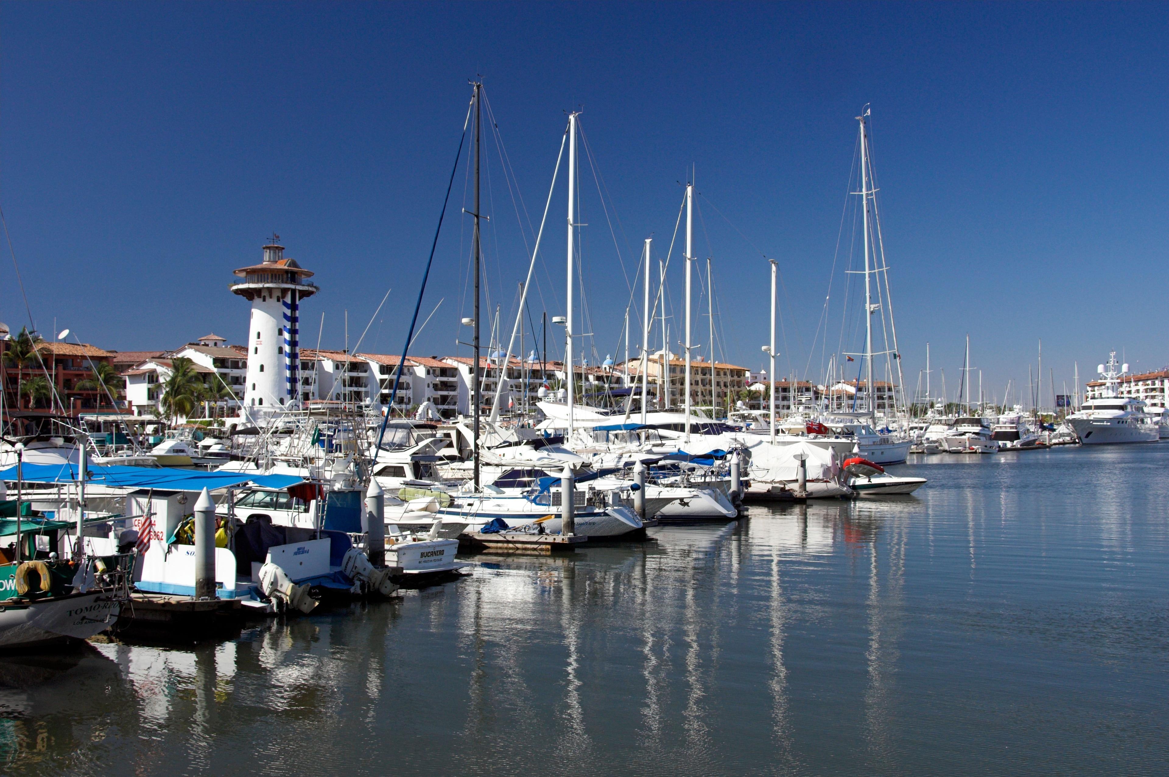 Marina Vallarta, Puerto Vallarta, Jalisco, Messico