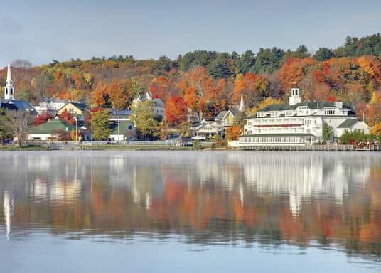 Alton Bay, New Hampshire, Estados Unidos