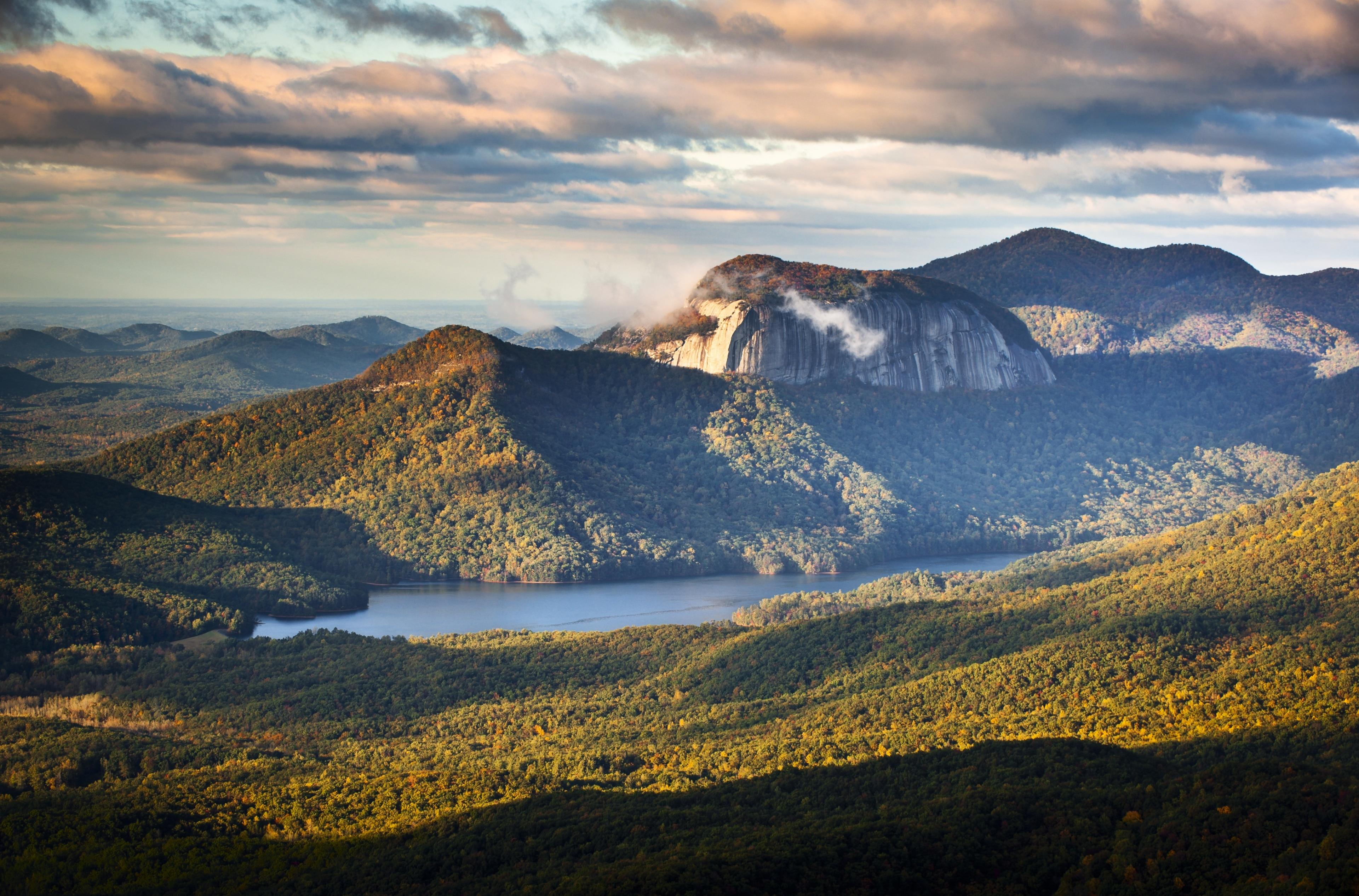 Table Rock State Park, Pickens, South Carolina, USA