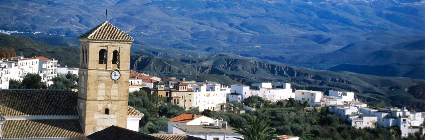 Alpujarra Granadina, Spanien