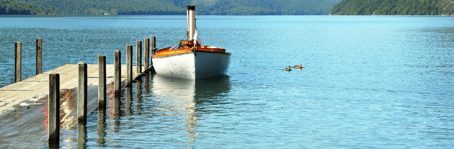 Tikitere, Νέα Ζηλανδία