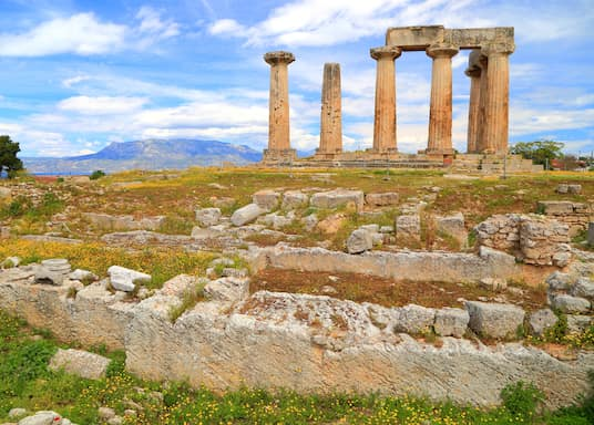 Corinth, Greece
