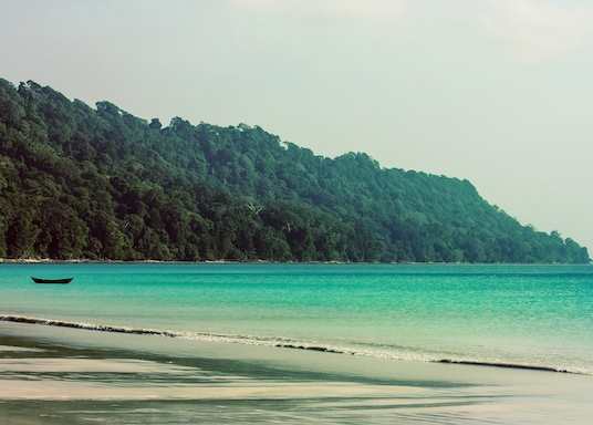 Port Blair, Indien