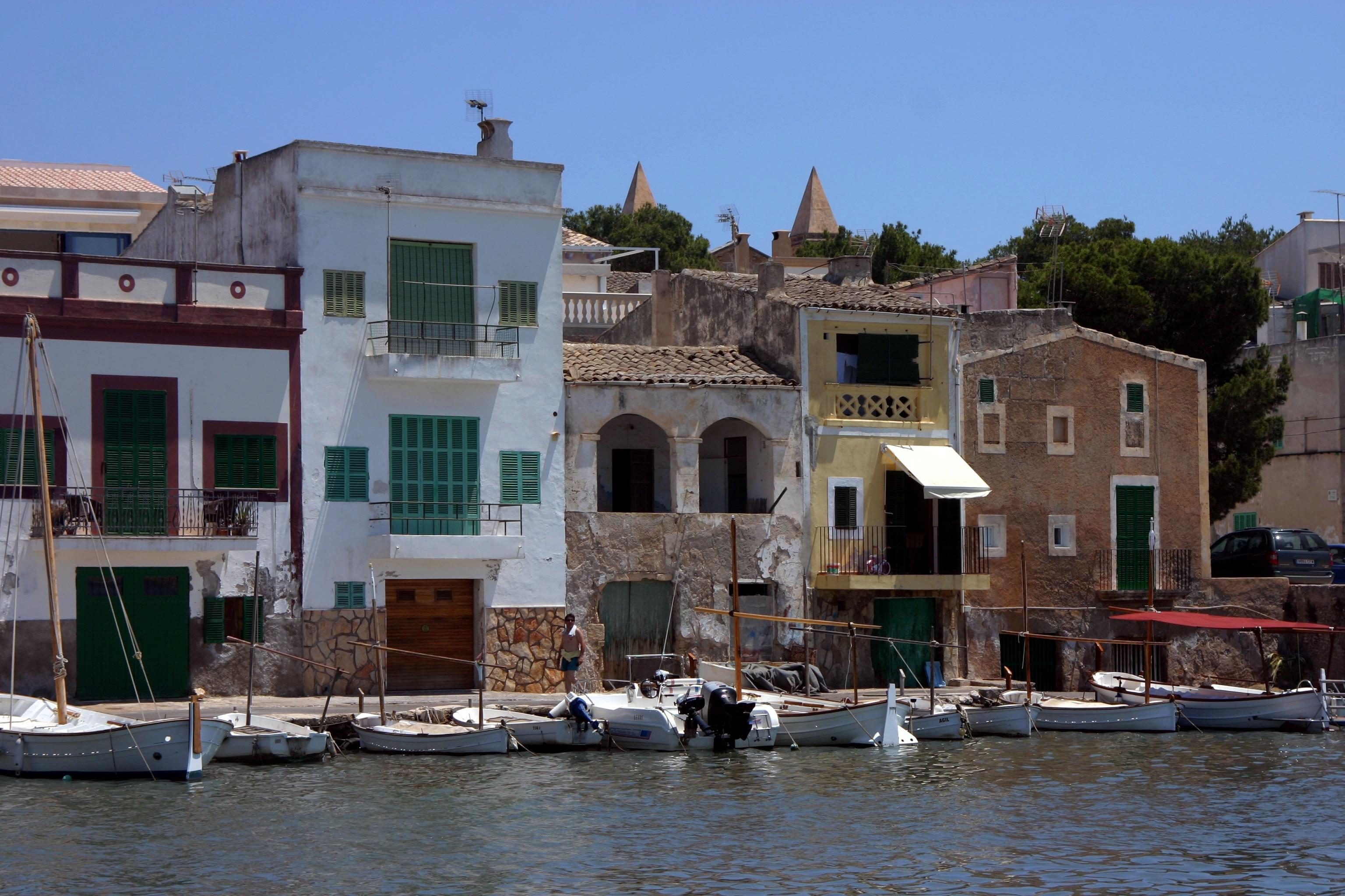 Portocolom, Felanitx, Balearic Islands, Spain