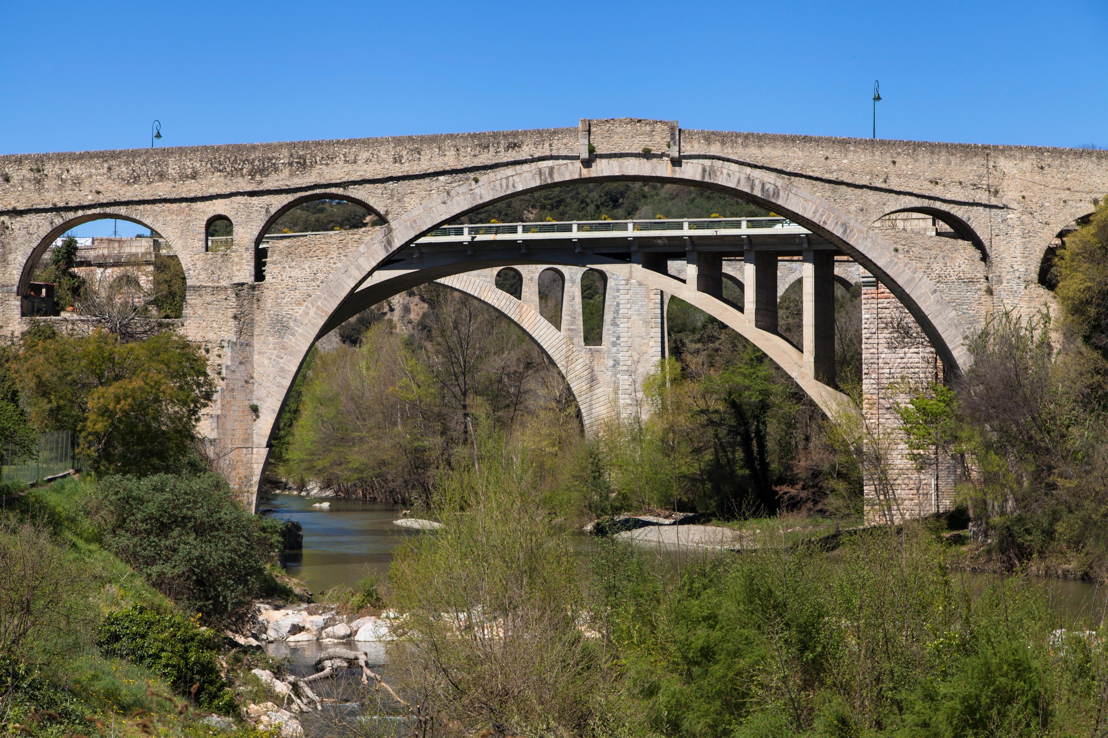 Céret, Pyrénées-Orientales, Frankrijk