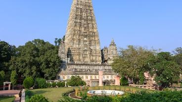 Mahabodhi-Tempel/