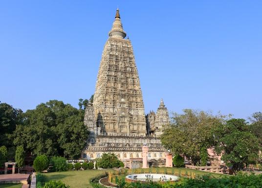 菩提迦耶, 印度