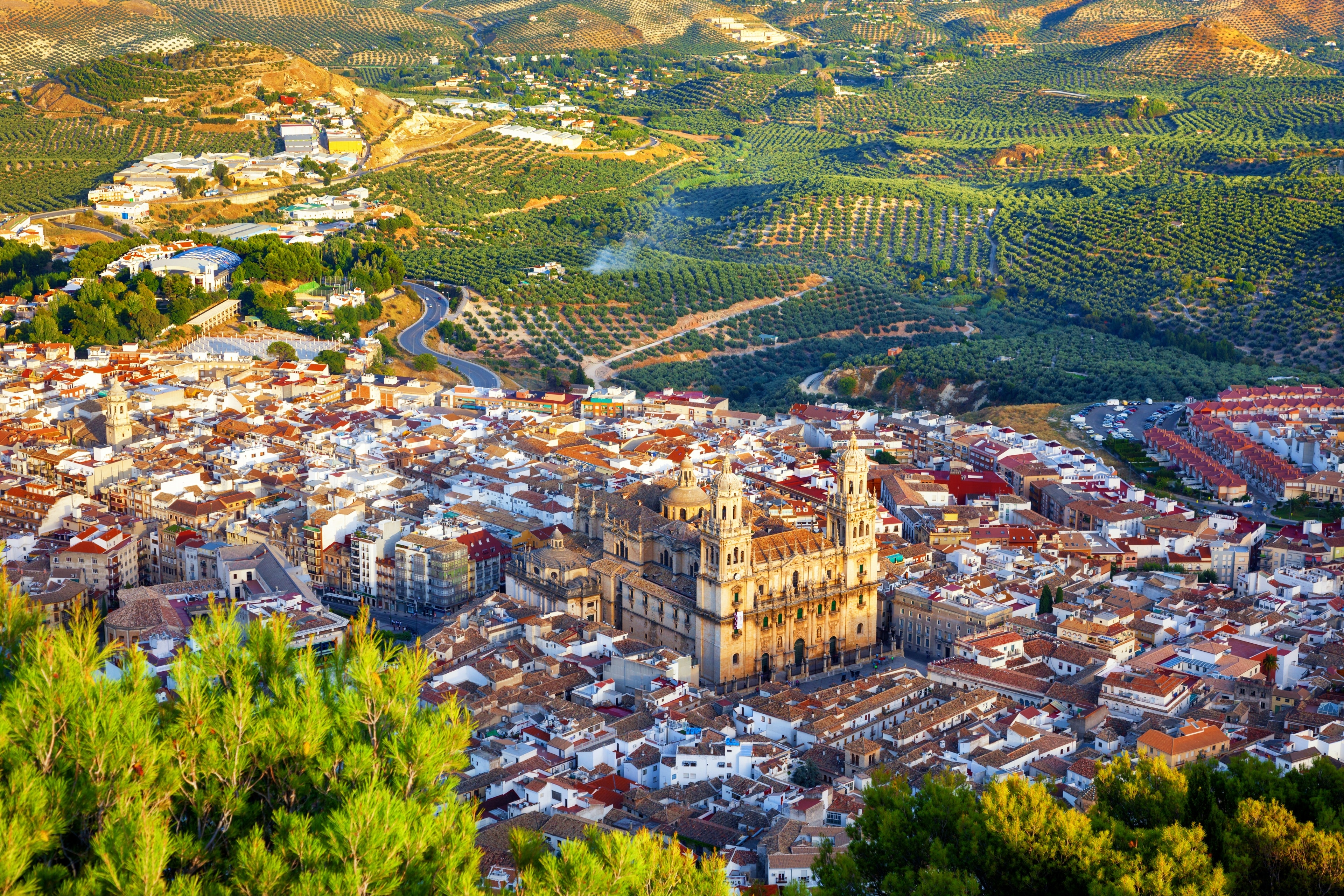 Jaen, Andalusia, Spain