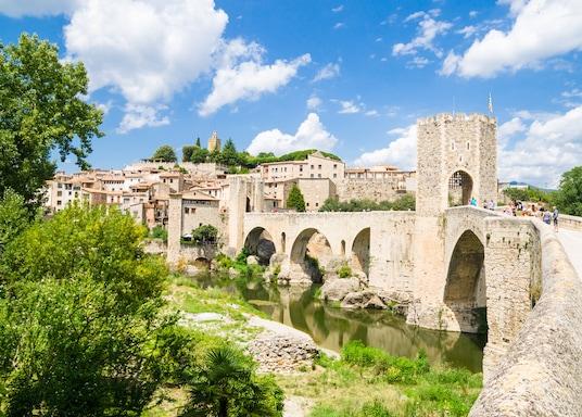 Besalu, Spania