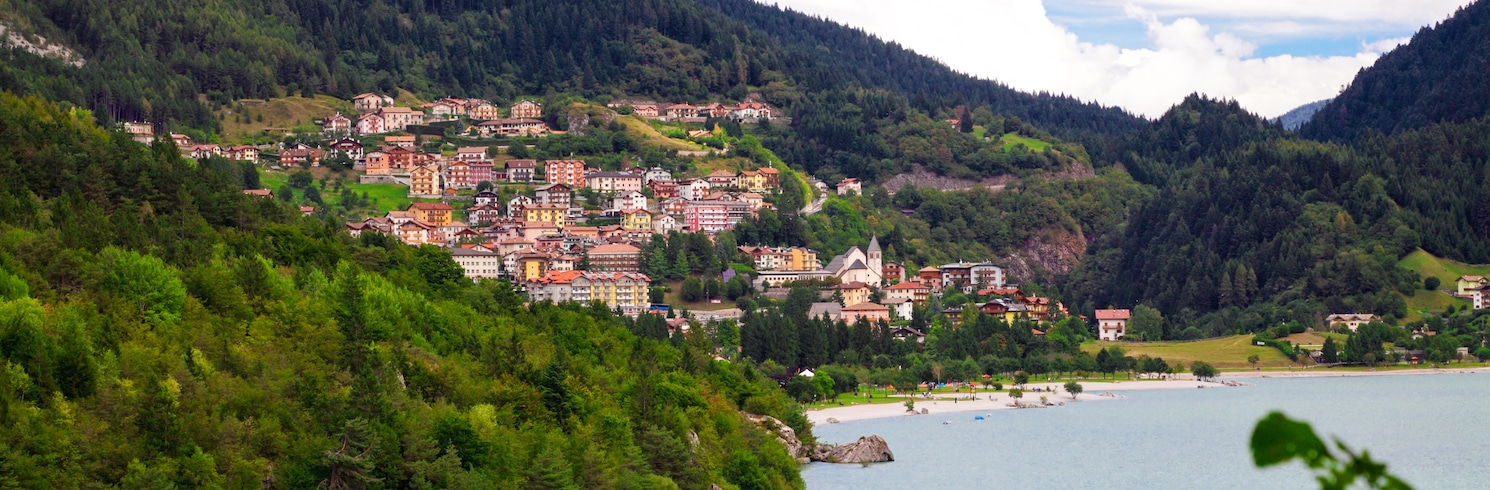 Molveno, Italien