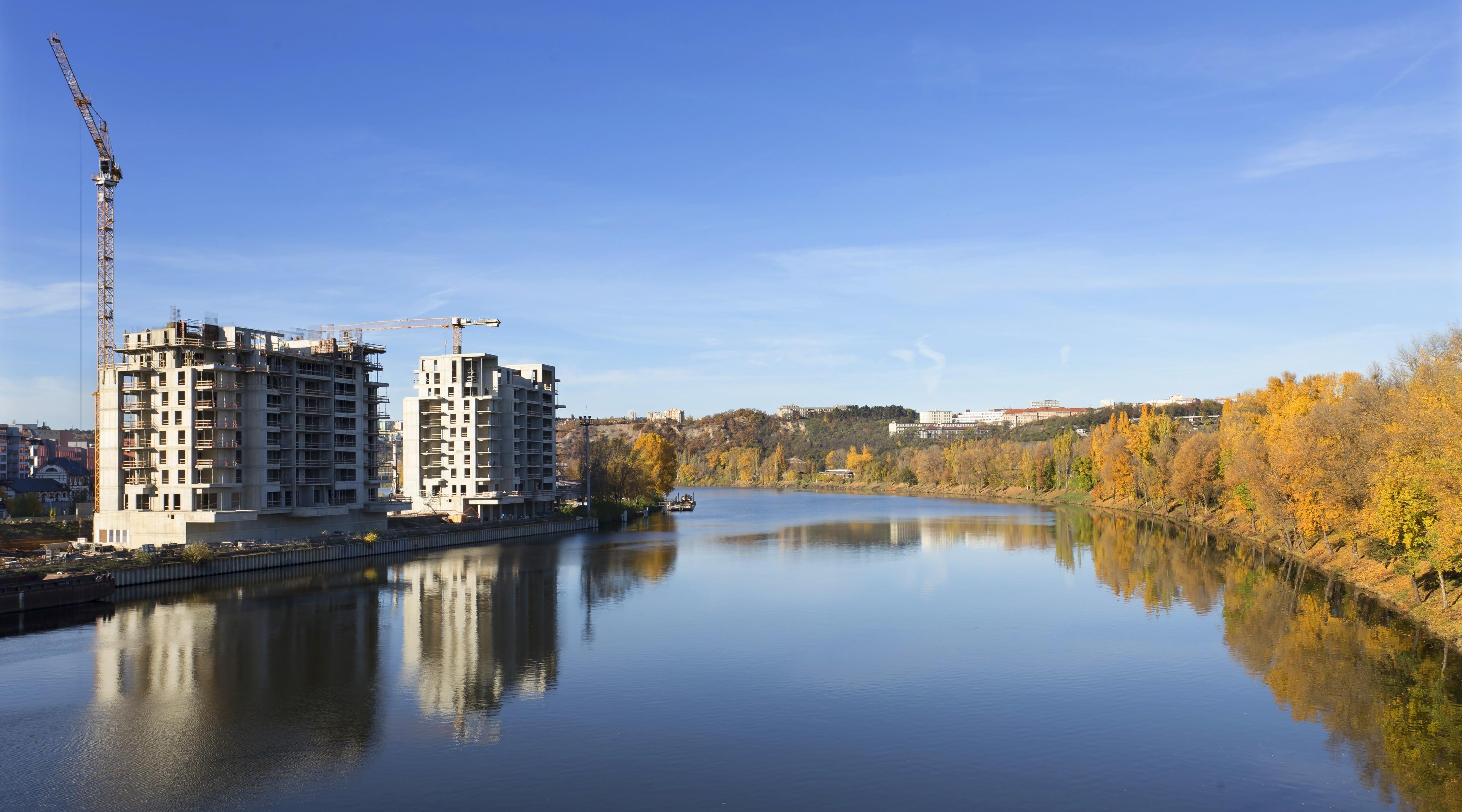 Holesovice, Prague, Czech Republic