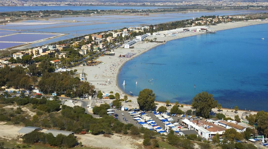 หาด Poetto