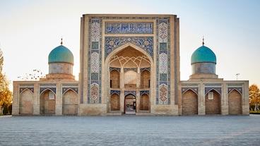 Taškentas/