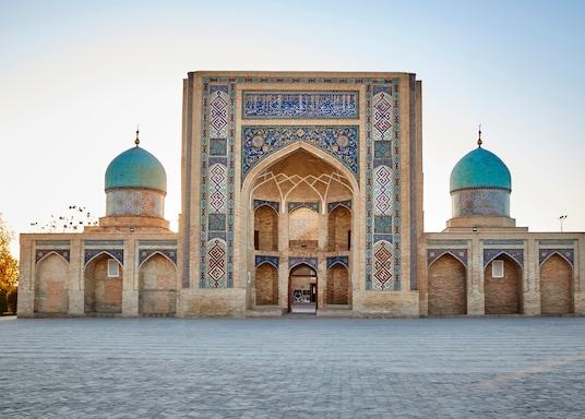 تاشكنت, أوزبكستان
