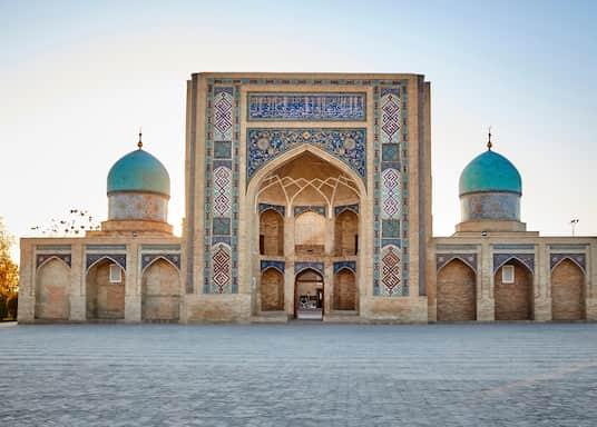 Tashkent, Uzbekistán