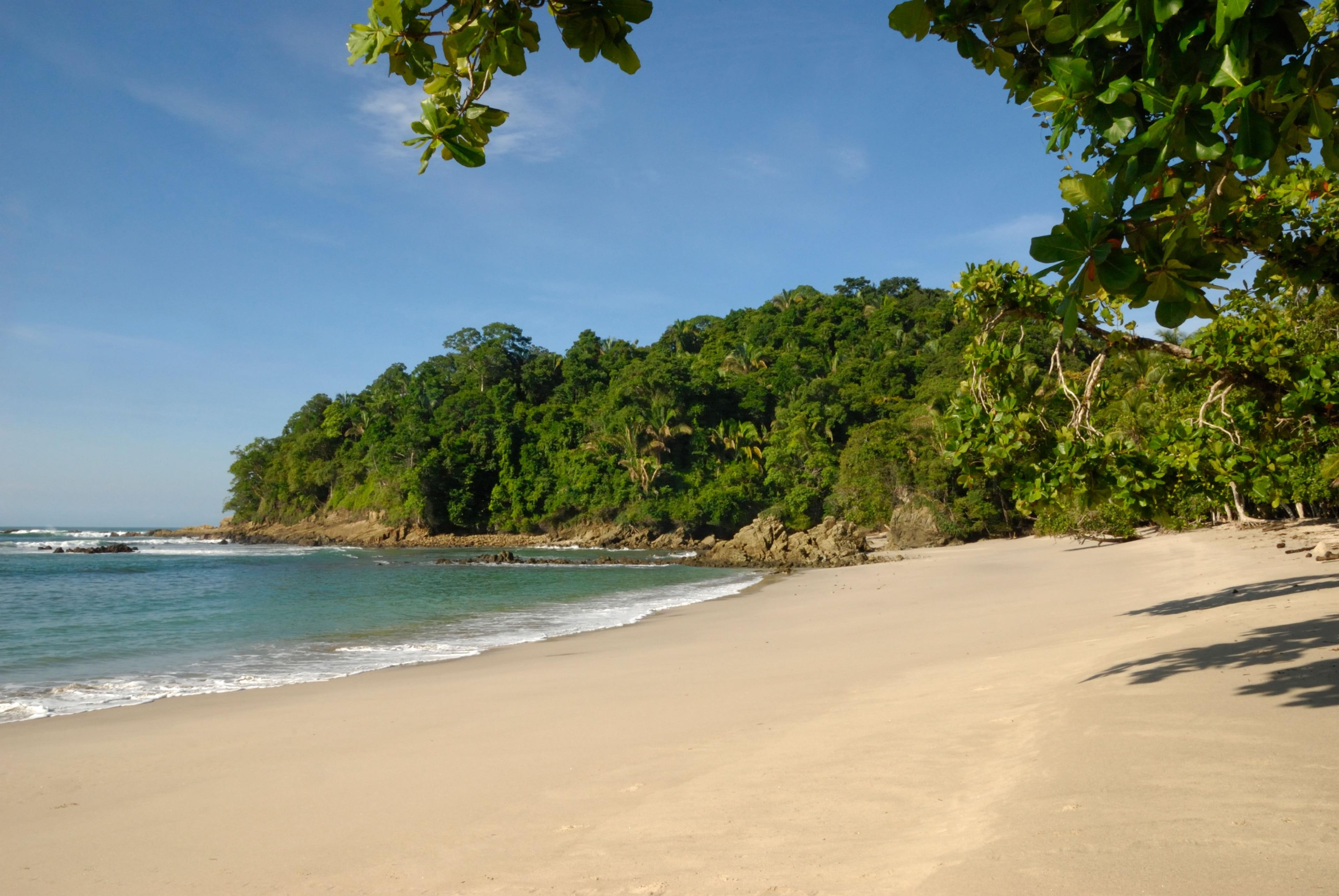 Środkowy Pacyfik – wybrzeże, Kostaryka