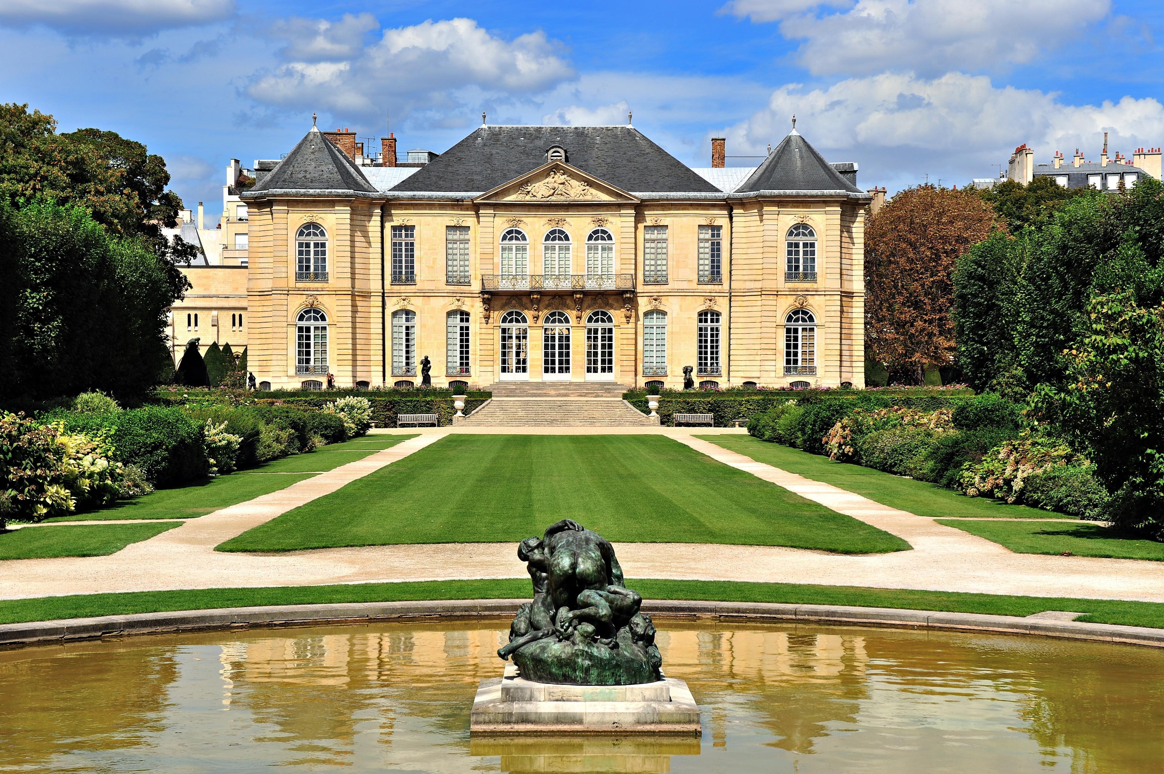 Quartier de la Muette, Paris, France