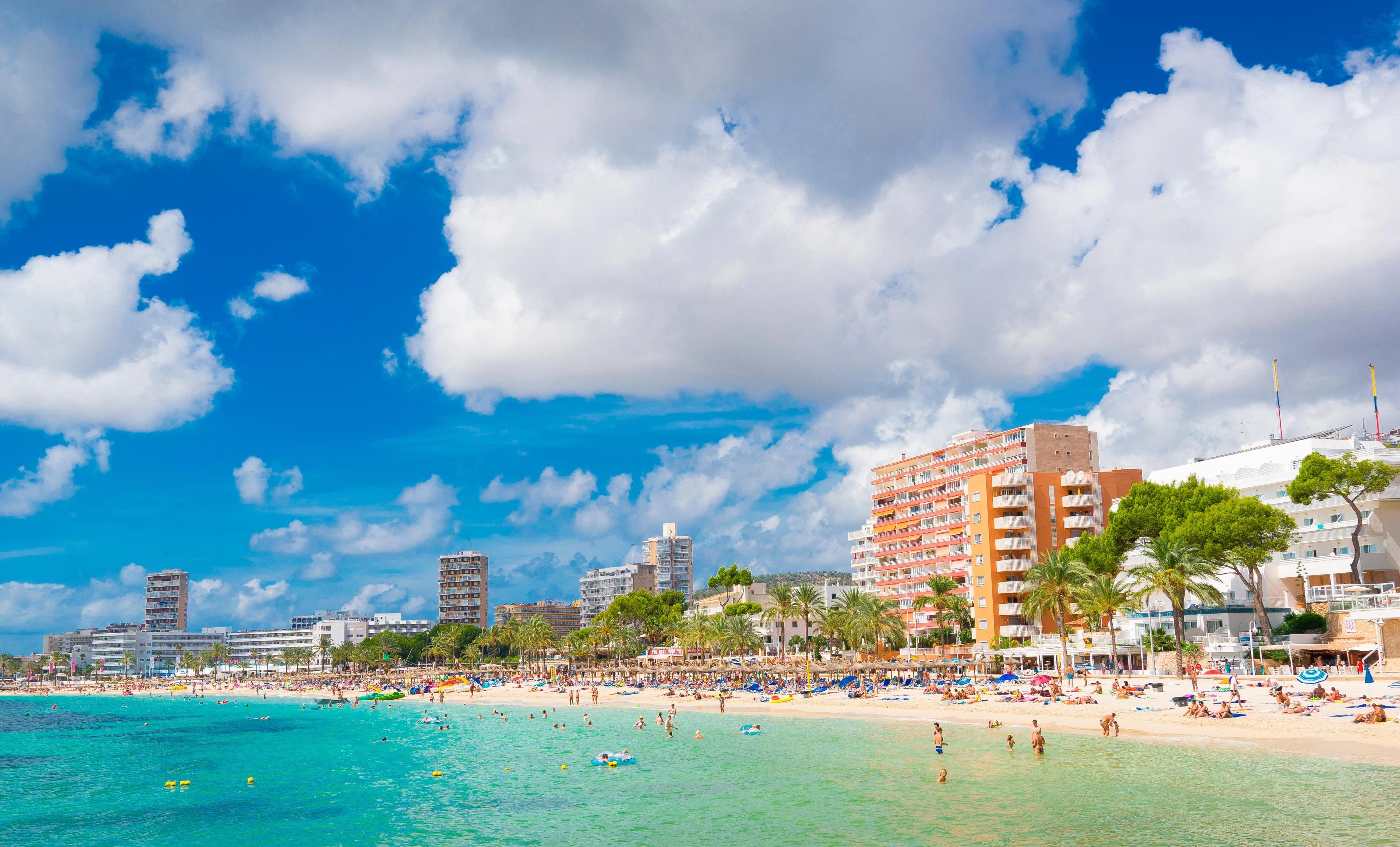 Magaluf, Calvia, Balearic Islands, Spain