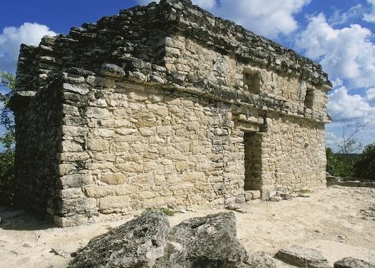 科巴, 墨西哥
